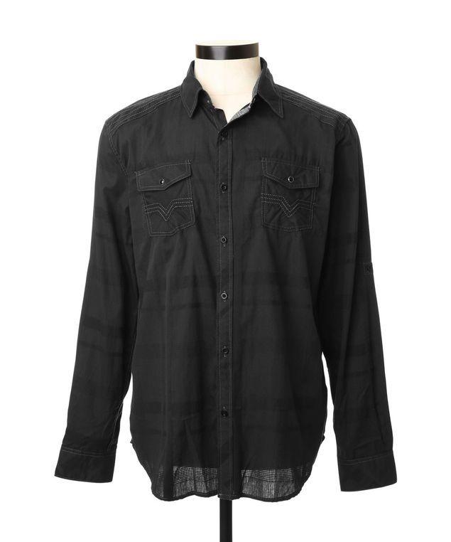 Jacquard Shirt | PROJEK RAW