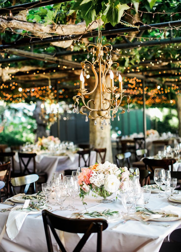 Photography: Jamie Grenough Photography - jamiegrenoughphotography.com   Read More on SMP: http://www.stylemepretty.com/california-weddings/rutherford/2016/01/25/whimsical-romantic-beaulieu-garden-wedding/
