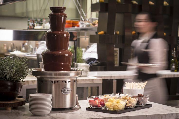 グランド ハイアット東京の期間限定チョコレートファウンテンでスイートなブランチを