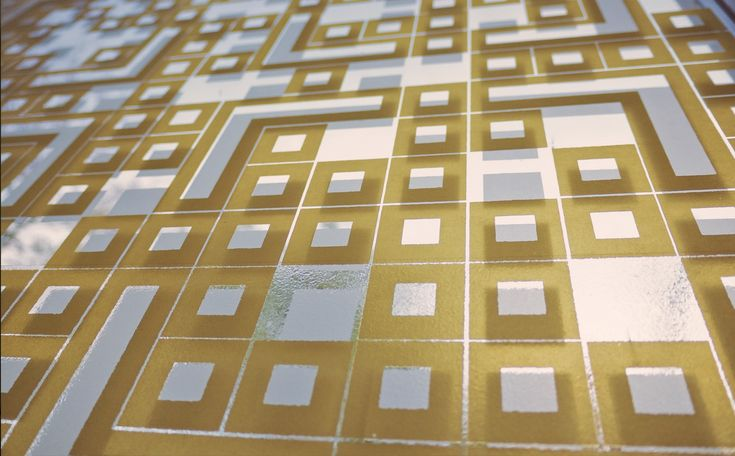 Designer Glass Screens 'Chinese Fretwork'