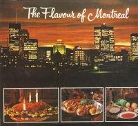 The Flavour of Montreal. En vente dans la boutique.
