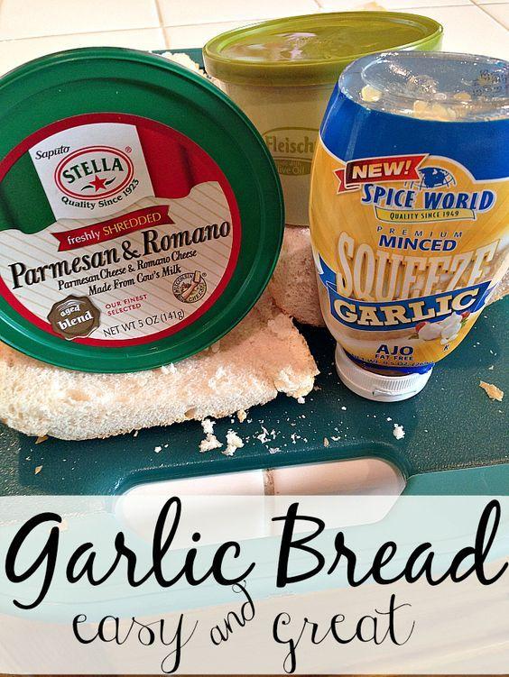 Best Garlic Bread Recipe - Temecula Qponer ~ Blogs!