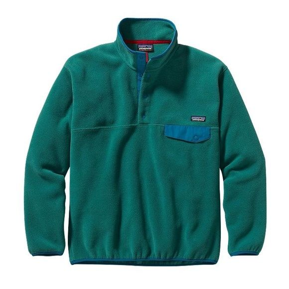 Patagonia Synchilla Snap T Arbor Green In arbor green. Mens Small fits like a Women's Medium. Arbor green. Patagonia Jackets & Coats