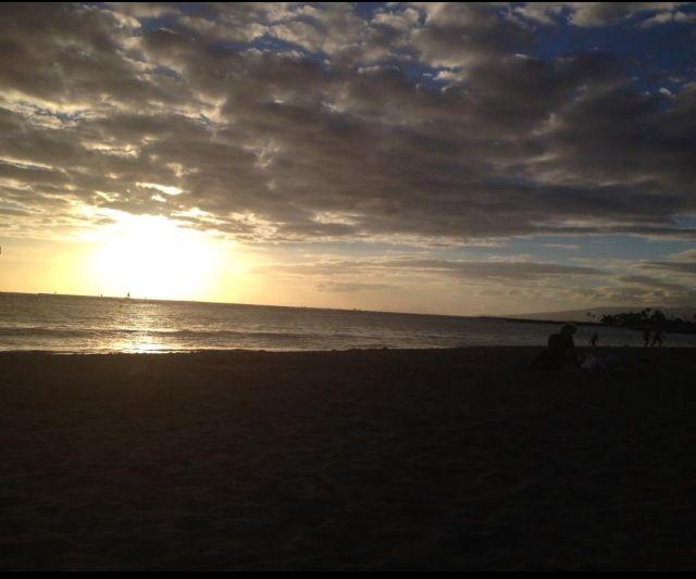 Hawaiian Sunset - 2012 ♡