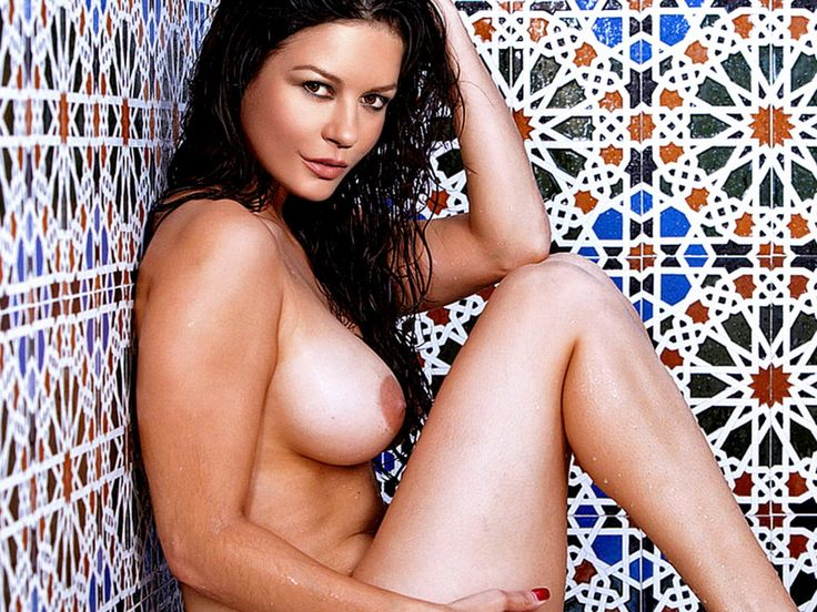 Katherin Zeta Jones Nude 8