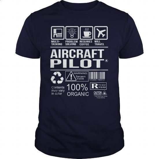 Awesome Tee For Aircraft Pilot - #best t shirts #design shirt. GET YOURS =>…