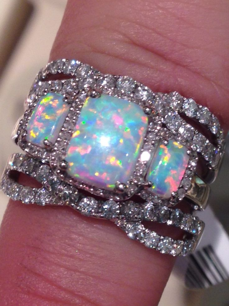 6452 Best Images About Opulent Opals On Pinterest Opal