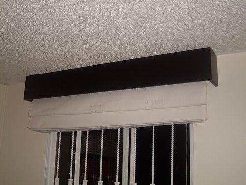 Como hacer una cenefa de madera imagui cenefas - Pegatinas para cortinas ...