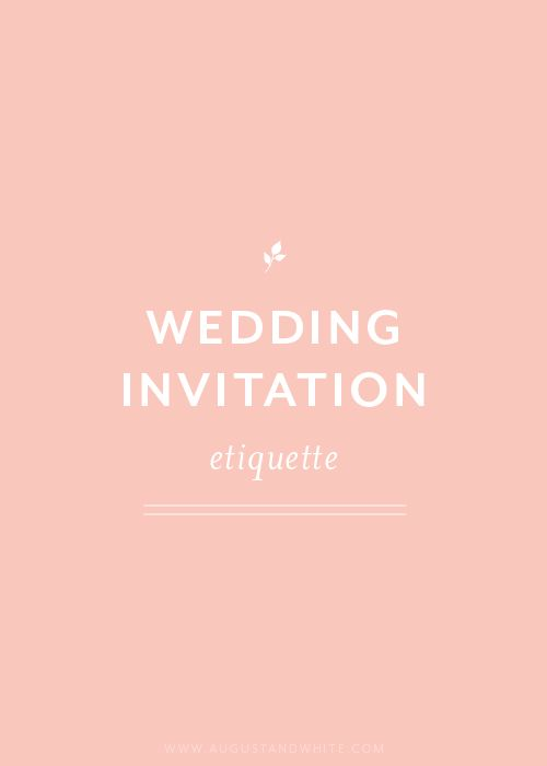 Protocol For Wedding Invitations: 25+ Best Ideas About Addressing Wedding Envelopes On