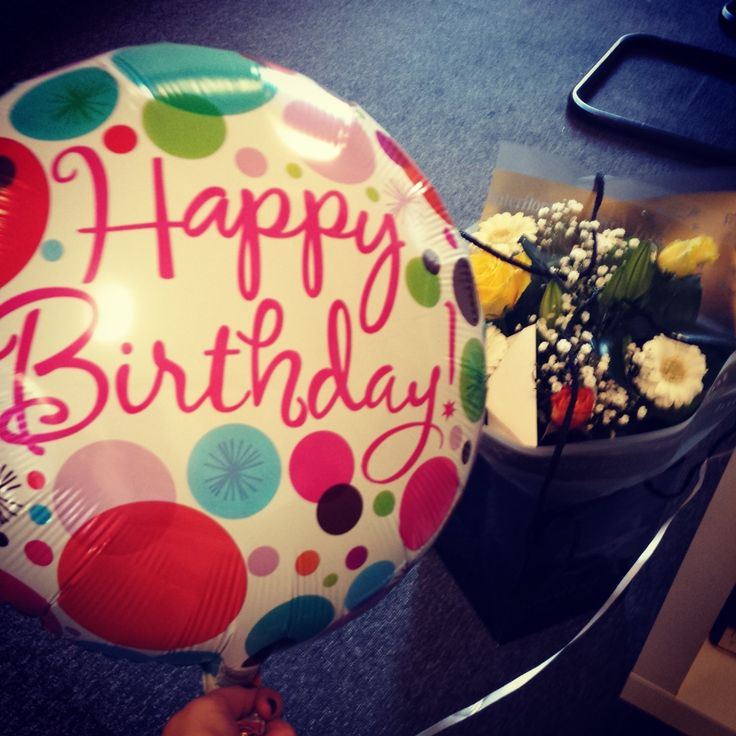 Birthday Balloons Tumblr
