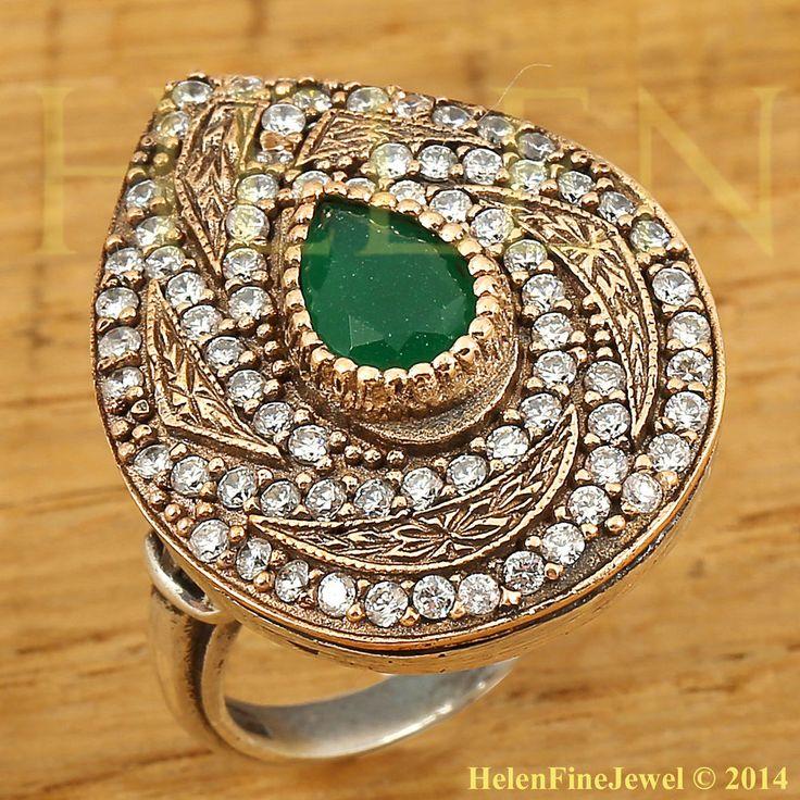 ottoman silver jewellery 2