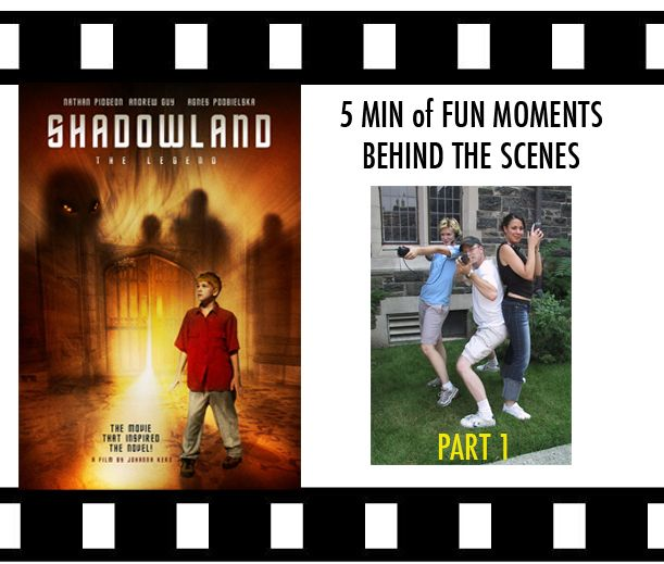 FUN MOMENTS ON THE FILM SET: what happens when nothing goes as planned?  http://www.youtube.com/watch?v=KHrIyVGLwnQ&feature=youtu.be