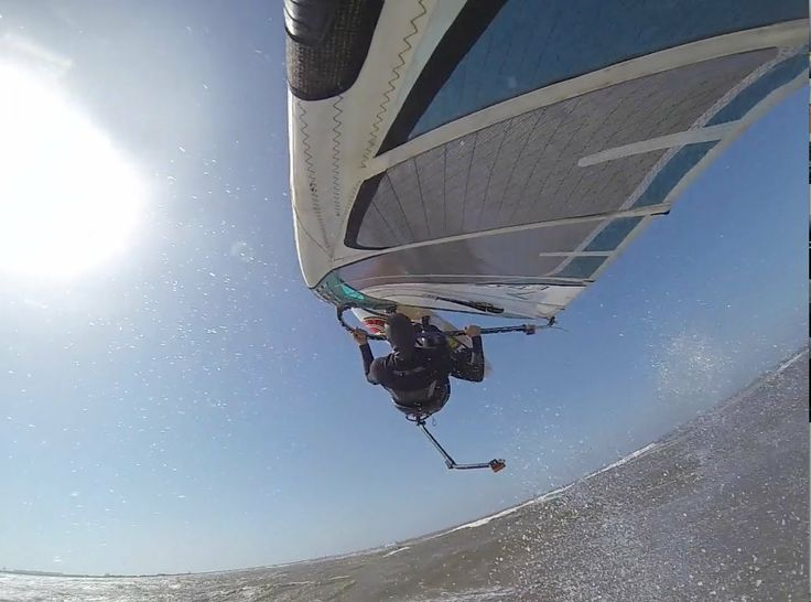 GoPro Windsurfing Extreme - Short windsurfing video with awesome camera perspectives