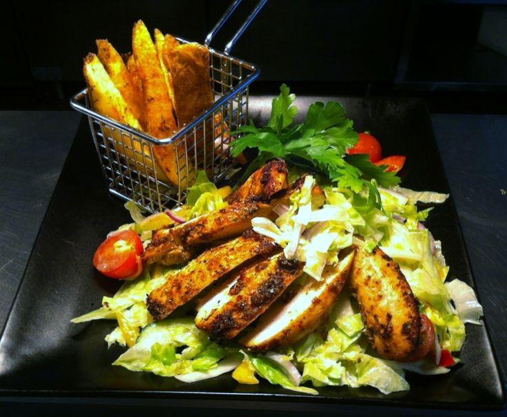... Cajun spiced potato wedges | Specials | Pinterest | Potato wedges