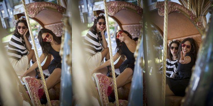 Pegada Feminina: The Carousel Never Stops Turning