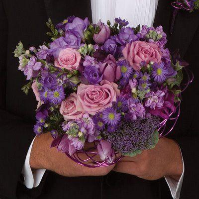 Summer Flowers for Wedding Bouquets | Bridal Bouquet $300