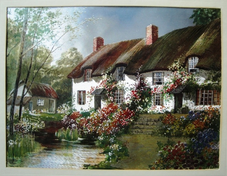 les 60 meilleures images du tableau ma jolie maison sur pinterest paysages esprit country et. Black Bedroom Furniture Sets. Home Design Ideas
