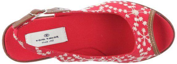 TOM TAILOR Missouri 416750005994 Damen Sandalen/Fashion-Sandalen: Amazon.de: Schuhe & Handtaschen