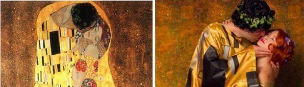 Contexto.com.ar - Disfraces inspirados en obras de famosos artistas