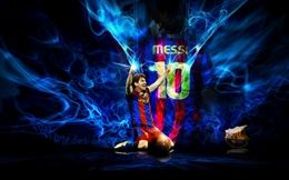 Download Lionel Messi Free HD Wallpapers For Laptop at Hdwallpapersz.net