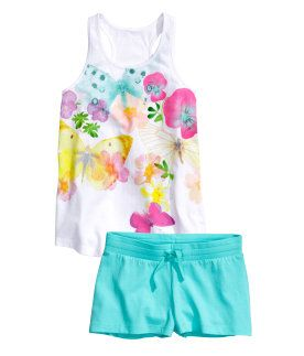 Kids | Girls Size 8-14y+ | Underwear & Nightwear | H&M AU