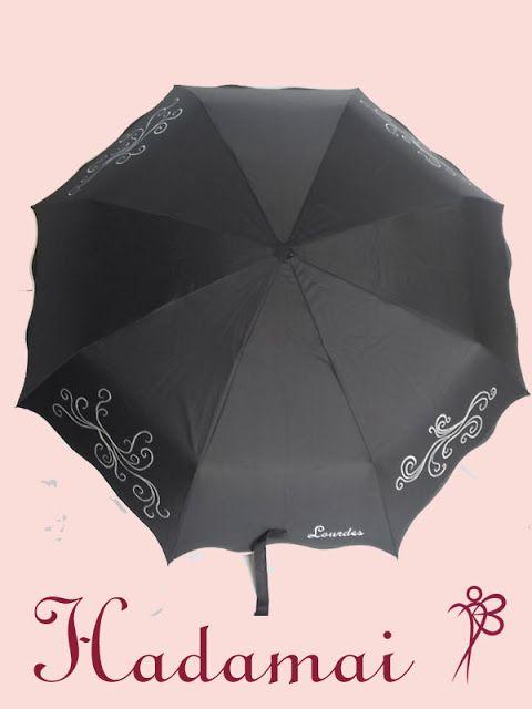 HADAMAI: Paraguas fantasy