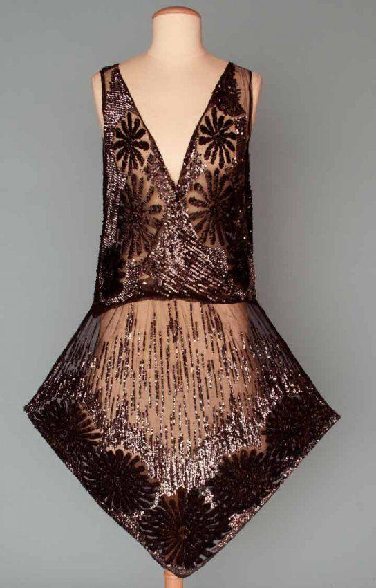 beaded flapper dress cheap - Google Search