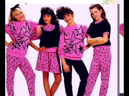 Fashions in the 1980s 67