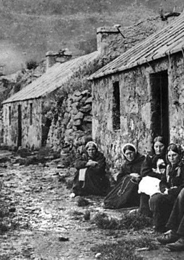 Hirta St.Kildas Scotland...
