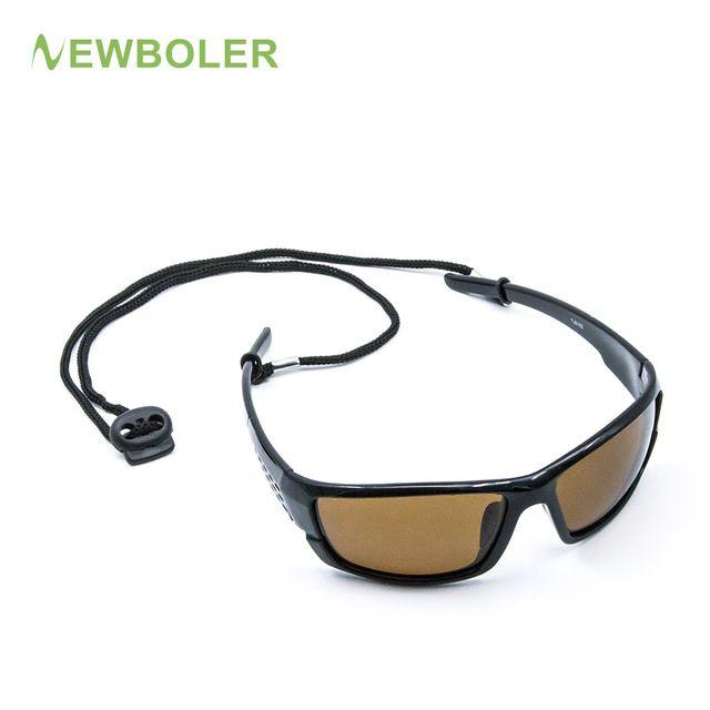 3d3c9823e25d5 Cheapest Price  5.69, Buy NEWBOLER Polarized Fishing Sunglasses Yellow  Brown Lenses Night Version Men Glasses