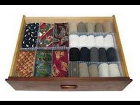 17 mejores ideas sobre organizador cajón de los calcetines en ...