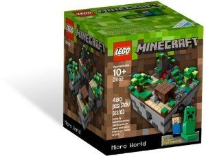 Lego Minecraft was the fastest growing online game in 2012. Players can destroy various types of blocks in a three dimensional environment. Inspired by Infiniminer, Dwarf Fortress and Dungeon Keeper. http://online-super-store.net/amazone/products.php?t=onlinesupe0c3-20&a=B00FF2VSTU