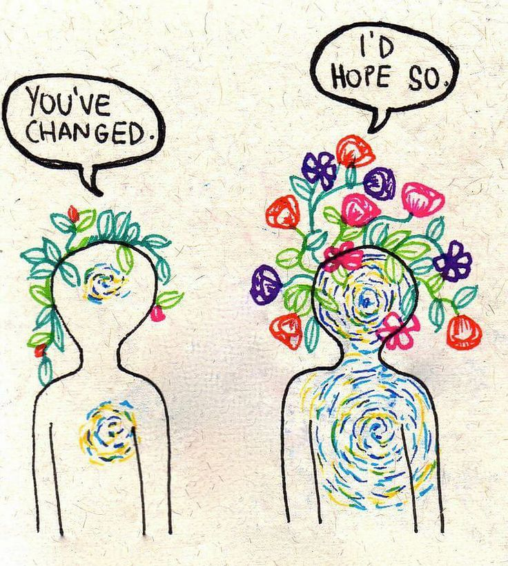 Still changing