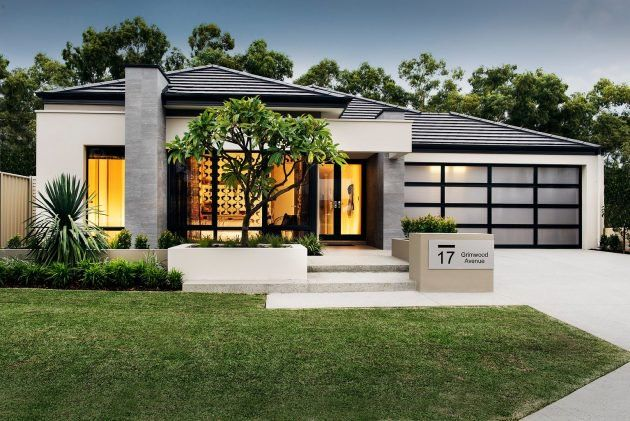 17 Gorgeous Mid Century Modern Exterior Designs Of Homes For The