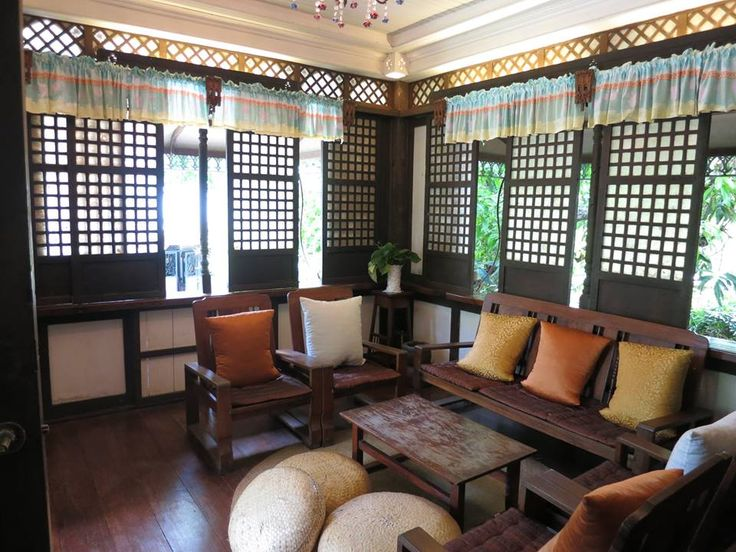 205 besten filipino home style and design bilder auf for Traditionelles thai haus