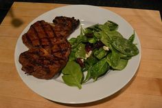 Drunken Ribeye Recipe - similar to Sweetwater Tavern's... Didn't marinate it for 24 hours, but after 8 hours I did taste a similarity. Will try again. :)