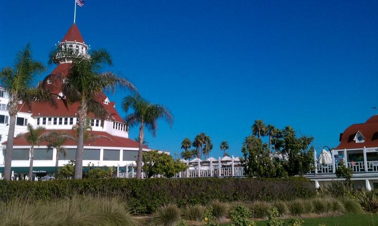 Hotel Del Coronado, Coronado California Hotel del
