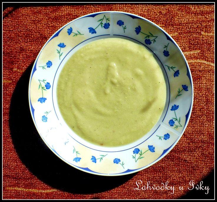Lahvodky u Ivky: Patizónová krémová polievka