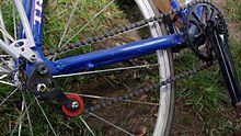 Single-speed bicycle - Wikipedia, the free encyclopedia