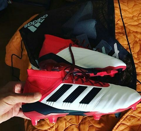 23826e11c Adidas Predator 18.1  Cold Blooded  Leather