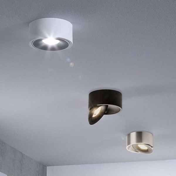 Licht Trend Deckenleuchte Santa Led Schwenkbar Dimmbar 910lm Online Kaufen Otto In 2020 Pendant Lamp Lamp Ceiling Lights