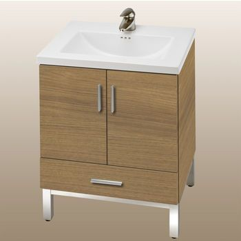 Pic On Buy the Empire Industries daytona two doors and one bottom drawer vanity in golden wheat matte for villa ceramic sink top from Homeclick at the dis