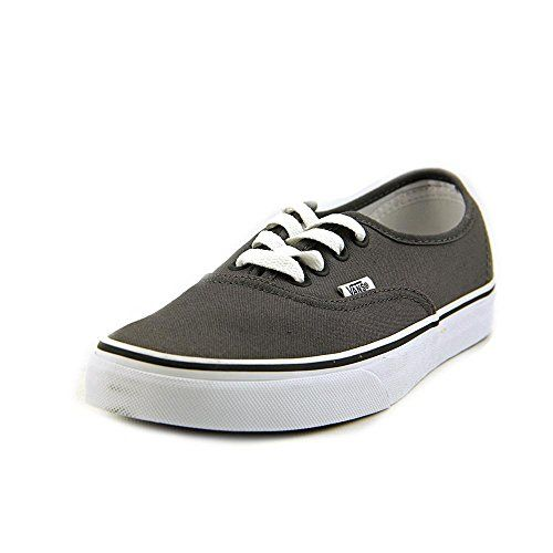 Vans Authentic Women US 6 Gray Sneakers - http://buyonlinemakeup.com/