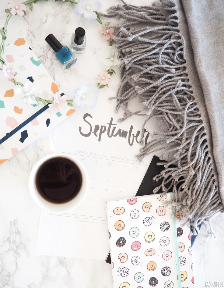 LITTLE THINGS WITH JASSY: MY BLOGGING GOALS |SEPTEMBER 2017