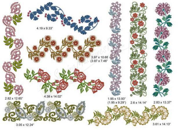 83 best MomoDini Embroidery designs images on Pinterest ...
