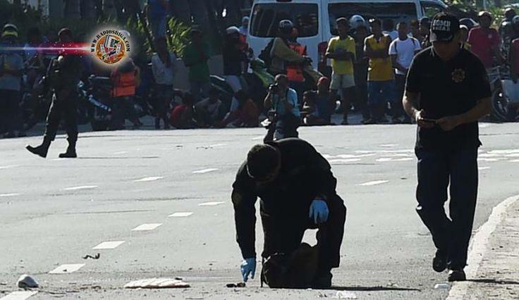 Bomba detonada pela polícia perto da embaixada dos EUA em Manila. A polícia, nas Filipinas, detonou um pacote suspeito que acabou sendo uma bomba...