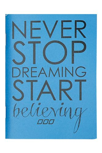 Never Stop Notebook | Stocking Fillers | Gifts | Categories | Lorna Jane Site