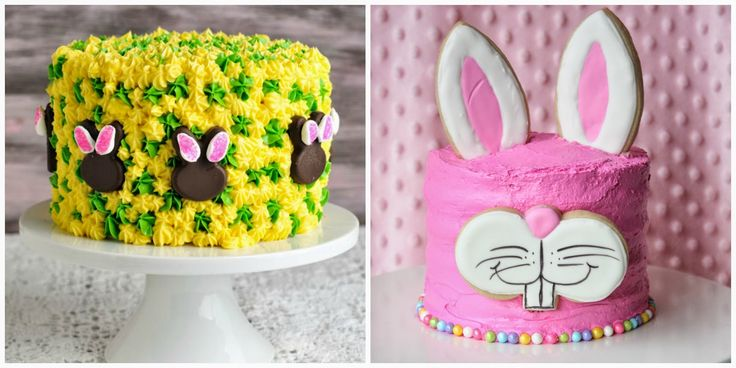 Bunny Cake Collaboration with Haniela's by Munchkin Munchies.