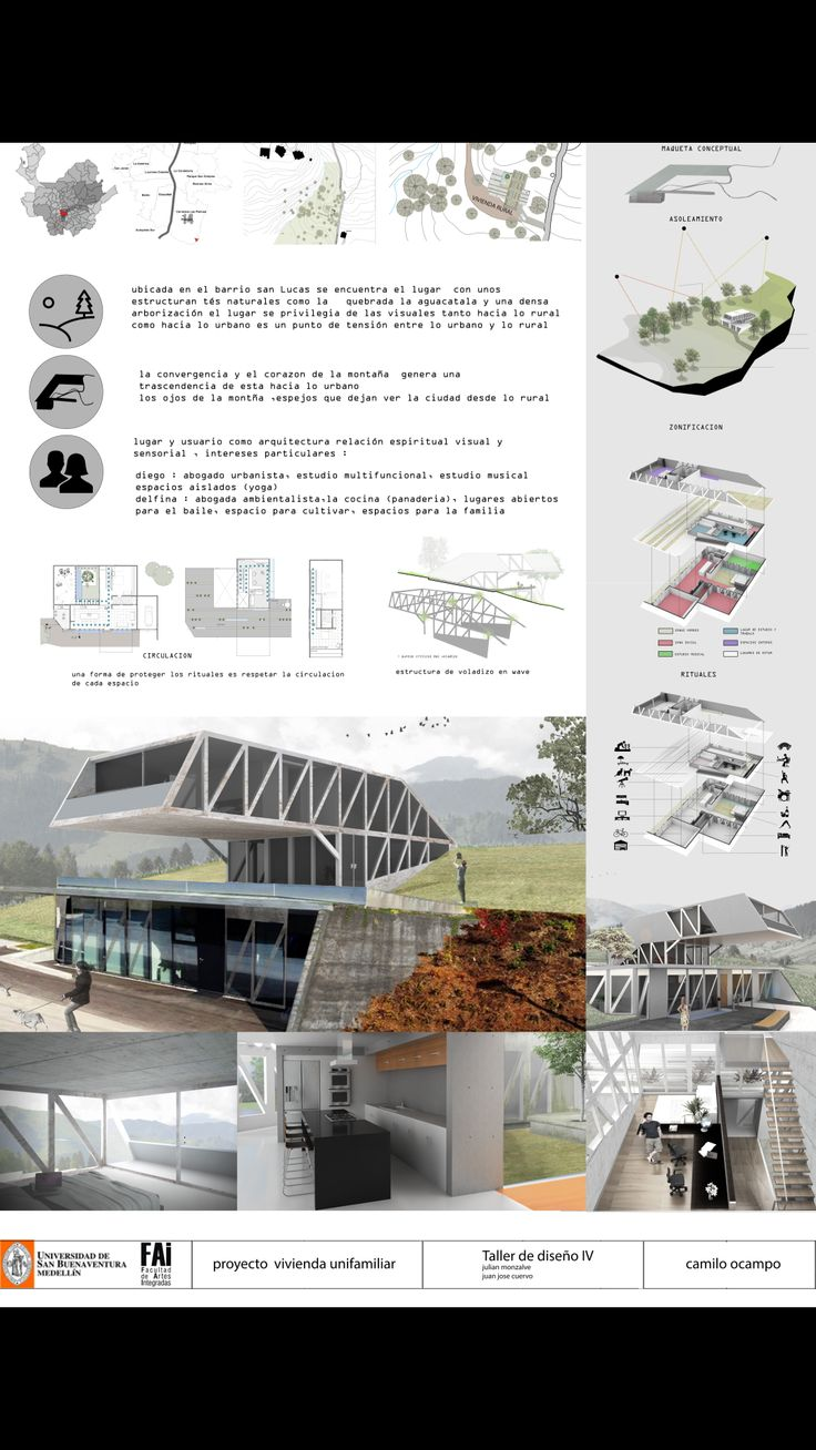 memoria final vivienda unifamiliar