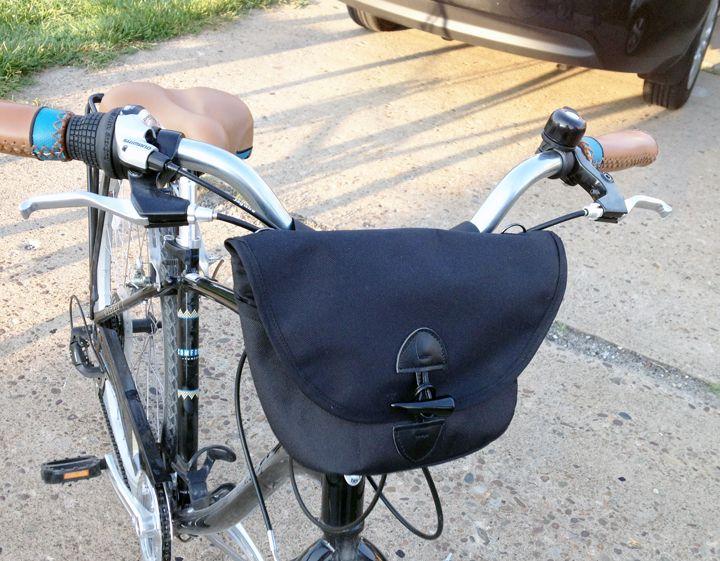 Convertible Bike Bag/Purse Pattern - BurdaStyle
